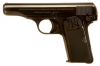 Deactivated WWII Era FN Browning Model 1910 pistol