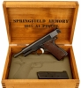 A Superb Boxed Deactivated WWII Colt 1911 A1