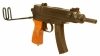 Deactivated Czech CZ VZ61 Skorpian machine pistol