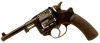 Deactivated First World War French  Modele 1892 revolver