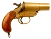 WWI & WWII Webley MKIII Flare Pistol - Marked to the Grenadier Guards