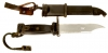 AKM/AK74 bayonet and scabbard with matching numbers