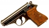 Deactivated WWII Nazi Walther PPK