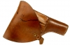 Husqvarna Browning M1907 pistol brown leather holster