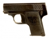 eactivated US made BRF or PAF Junior .25 pocket pistol