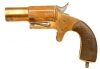 Deactivated RARE WWI French Chouvet Engraved Flare / Signal Pistol