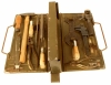 WWII German Waffenmeister armourer's MG34 / MG42 machine gun tool kit
