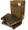 WWII German 20mm Flak 30/38 Magazines with tranist box.