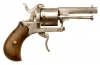 German Made Pinfire Revolver 7mm Obsolete Calibre