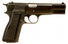 Deactivated Browning High Power 9mm Auto Pistol