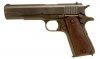 Deactivated Rare OLD SPEC WWII Lend Lease US Colt 1911A1 Pistol