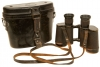 WWII German Nazi Military Issued Carl Zeiss Jena Binoculars with Case