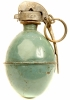 Inert WWI French Ball Grenade Model of 1914