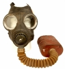 WWII British Military Gas Mask