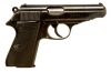 Deactivated WWII Military Issued Nazi Walther PP Pistol