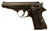 Deactivated WWII Nazi Walther PP Pistol