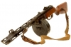 Deactivated WWII Russain PPSH41 All Matching Numbers