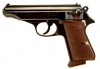 Deactivated Rare Walther PP MKII Special Contract Pistol