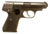 Deactivated WWII Nazi Sauer 38H - Military Issued