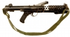 Deactivated OLD SPEC EX British Military Sterling L2A3 SMG