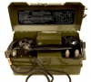 British military field telephone set J