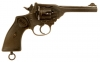 Deactivated Webley MK4 Police Issued