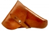 WWII Era Leather Pistol Holster