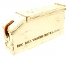 WWII Vickers Machine Gun Ammunition Box