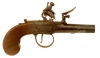 I&W Richards, London boxlock flintlock pistol