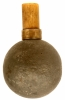 Inert WWI French Ball Hand Grenade