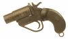 Deactivated WWII British Military marked No2 MK5 1inch flare pistol