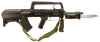 Deactivated Bullpup Type 86S Assault Rifle Boxed with Accessories