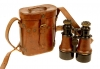 WW1 British Issued Field Binoculars with case