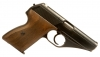 Deactivated WWII Nazi Mauser HSC Pistol