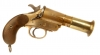 Deactivated WWI  Webley MKIII* flare pistol with regiment markings
