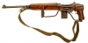 Very Rare WWII US Airbourne M1A1 Carbine