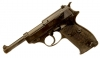Deactivated WWII Nazi P38 Pistol