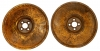 A pair of WWII German IF 8 Wheels - Afrika Korps issued