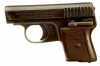 Deactivated Mauser's Vest Pocket Pistol, model WTP I