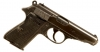 Deactivated RARE WWII Walther PP Chambered in .22