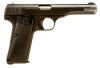 Deactivated Old Spec WWII Nazi Browning Model 1922 (626b) Pistol Early Variant
