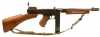 Deactivated OLD SPEC WWII Thompson 1928A1 SMG