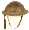 Second World War dated British Brodie MKII Helmet