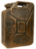 WWII Nazi Jerry Can Dated 1940