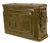 WWII US M1 30 Cal Machine Gun Ammunition Box