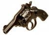 Deactivated Webley & Scott Short Barrel & Grip MK4 .32 Revolver
