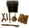 WWII German MG34 gunners tool kit.