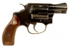 Deactivated Smith & Wesson Model 36 Snub Nose Revolver