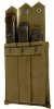 WWII US M3 Grease Gun Magazines & Pouch