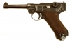 Just Arrived, Deactivated WWII Nazi Luger - all matching numbers